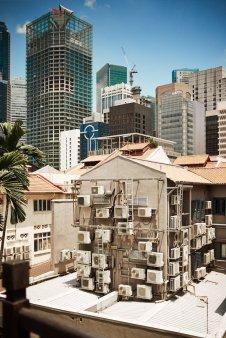 Singapore Contrast