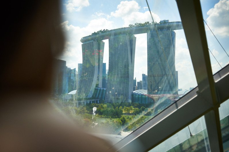 Singapore Gardens by the Bay Marina Bay Sands