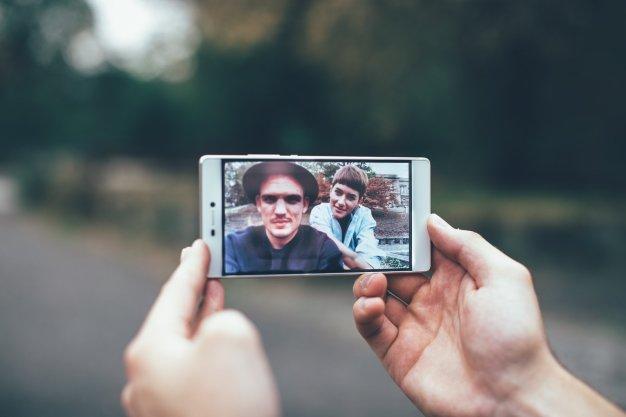 Huawei Photoshoot Mia Bühler