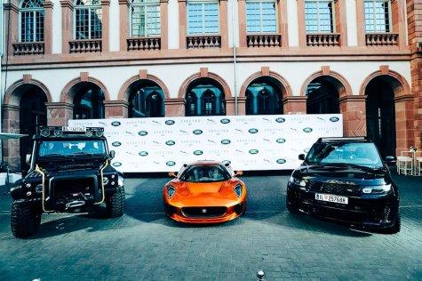 James Bond SPECTRE Fahrzeuge