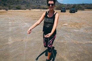 Kitesurfing Curacao