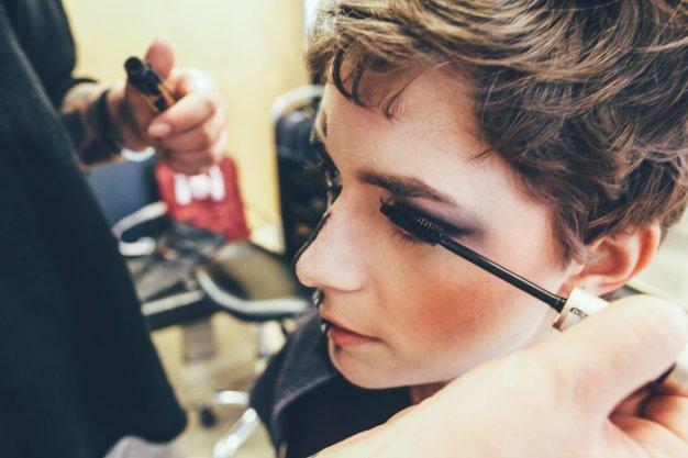 Halloween Make-Up Tutorial