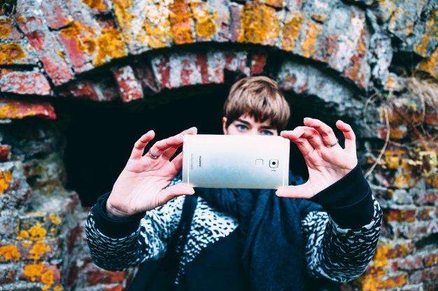 Helsinki Huawei Mate S Fotocheck