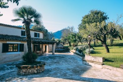 Finca auf der Baleareninsel Mallorca