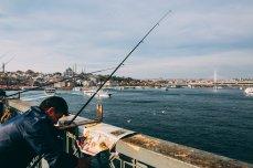 Istanbul im Winter