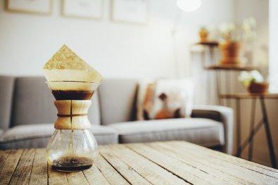 Kaffee-Junkie