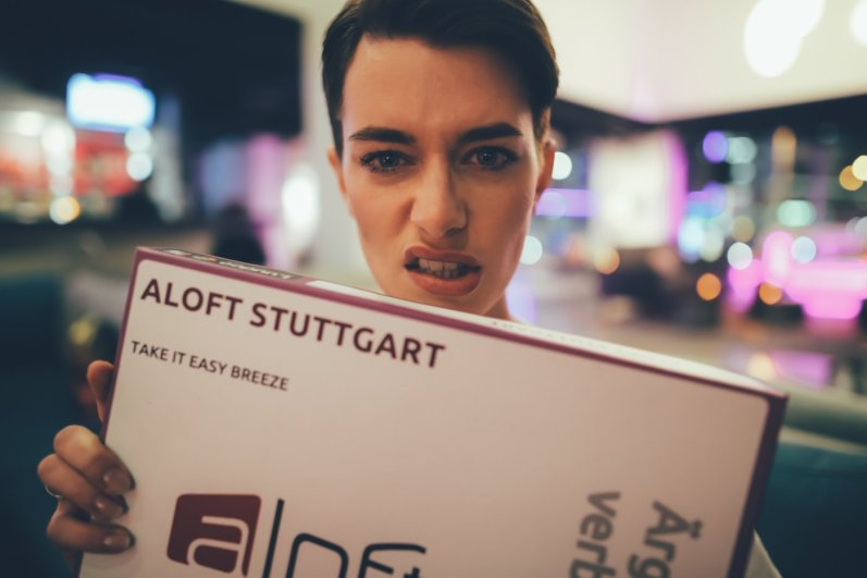 aloft Stuttgart