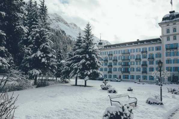 Kempinski St. Moritz