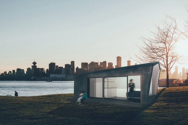 smart urban pioneers: Cabin Spacey