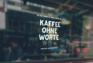 smart urban pioneers: Kaffee ohne Worte