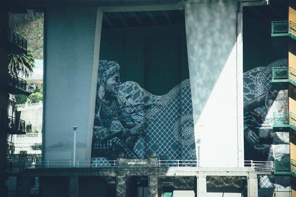 Bilbao Promenade Artwork