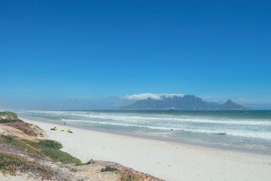 Kapstadt Bloubergstrand