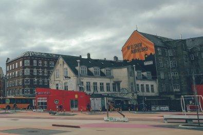 Superkilen Kopenhagen