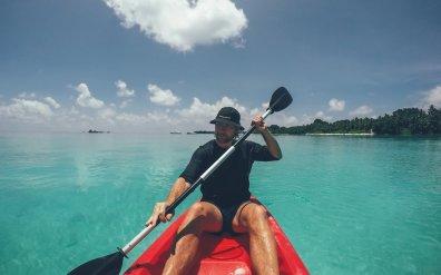 Kajak Malediven