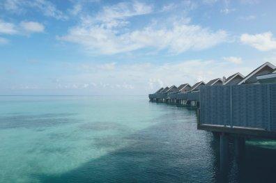 Kuramathi Island Resort Waterbungalow
