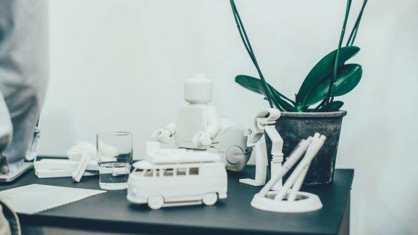 Blueprinter 3D Drucke