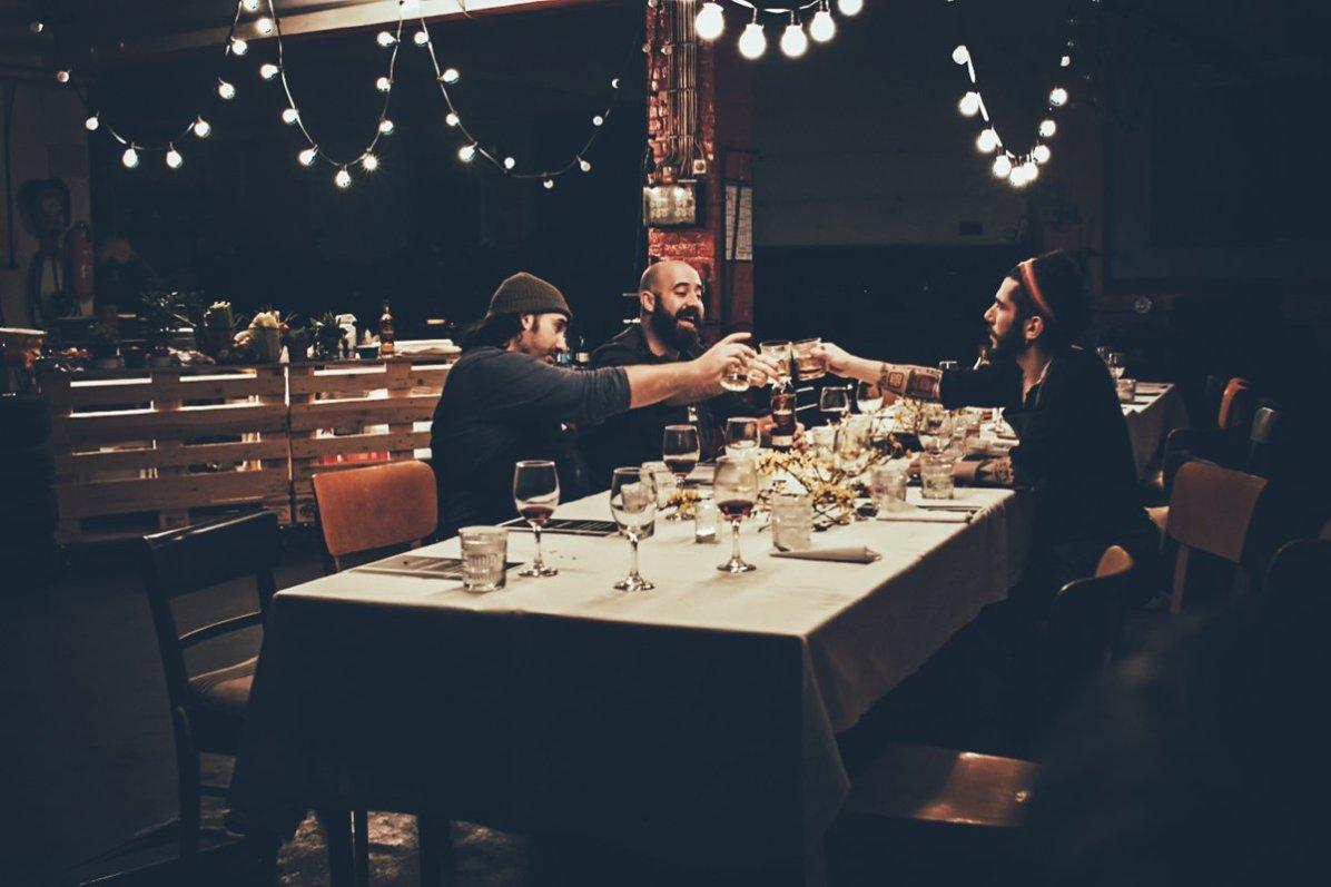 Kitchen Guerilla meets Glenfiddich