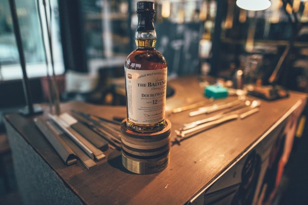 The Balvenie 5 Crafts Tour