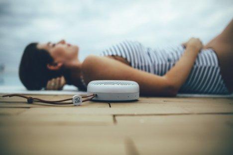 B&O PLAY by Bang & Olufsen Beoplay A1 Bluetooth Lautsprecher