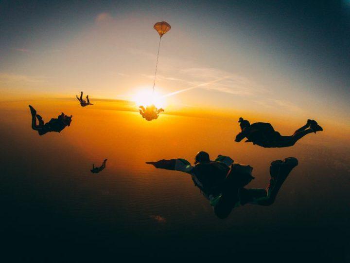 Sunset Tandem Skydive