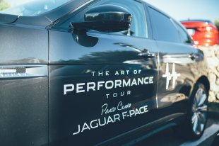 Jaguar-The Art of Performance Tour