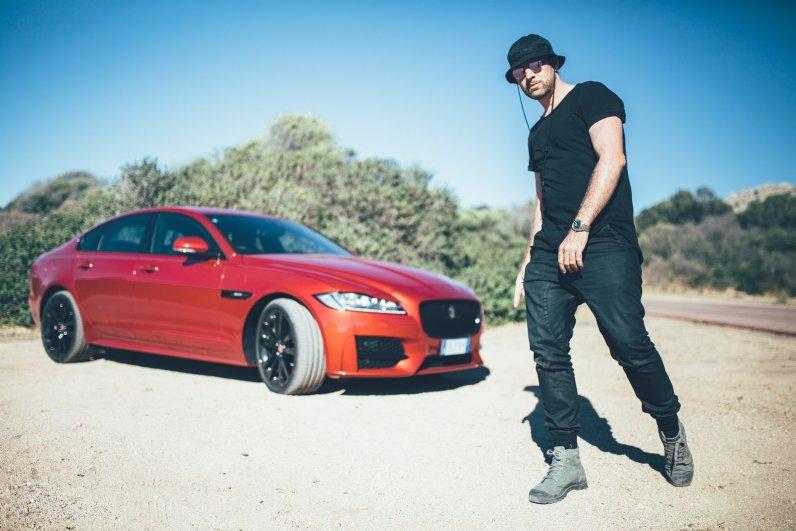 Jaguar-The Art of Performance Tour
