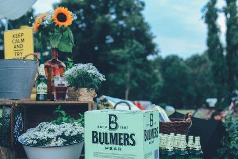 bulmers picknick