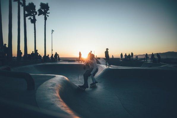 Venice Los Angeles Kalifornien