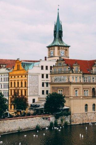 Wochenende in Prag