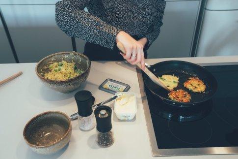 Potato Pancakes Rezept