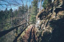 Familienausflug zum Schloss Neuschwanstein