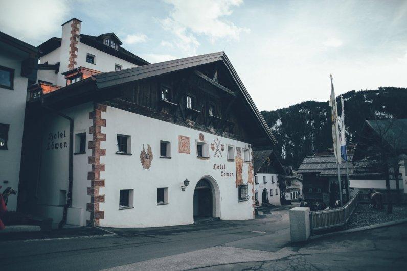 Hotel Löwe Serfaus