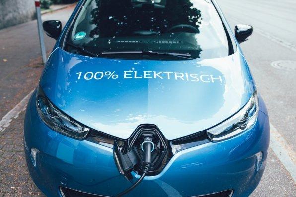 Renault ZOE 100 Prozent Elektrisch