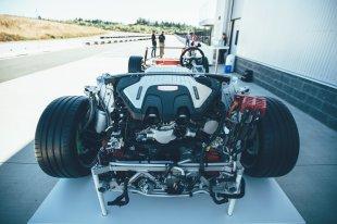 Porsche Panamera Sport Turismo Stripped