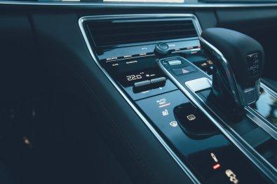 Porsche Panamera Sport Turismo Interieur