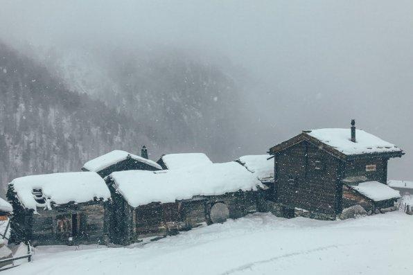 Zermatt - urig nicht nur im Tal