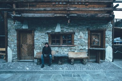 Thies in Zermatt Dorf