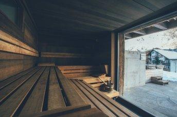 CERVO Spa Sauna