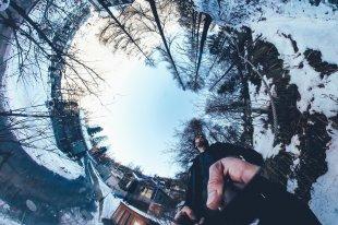 Kodak PixPro4KVR360_Little Planet