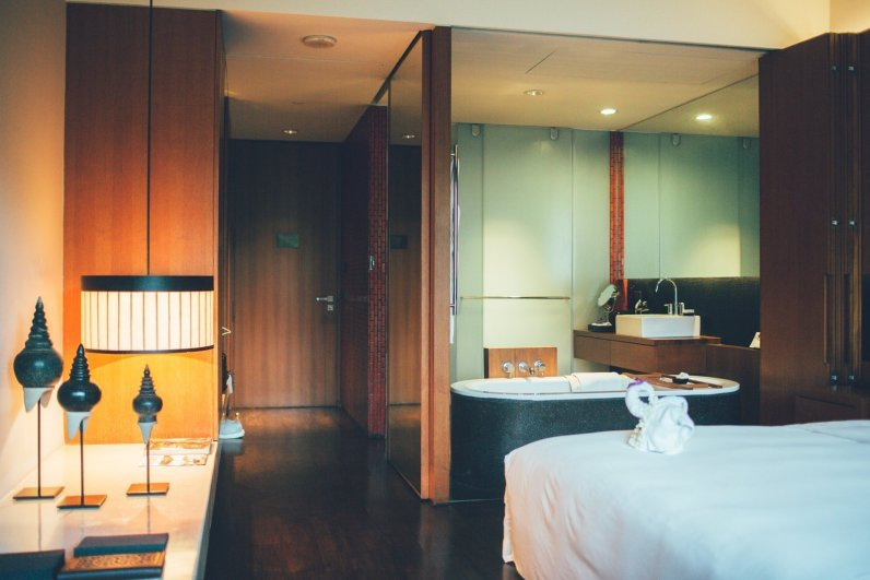 Hotelzimmer Anantara Chiang Mai