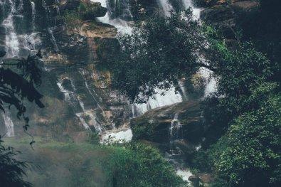 Wachirathan Waterfall Thailand
