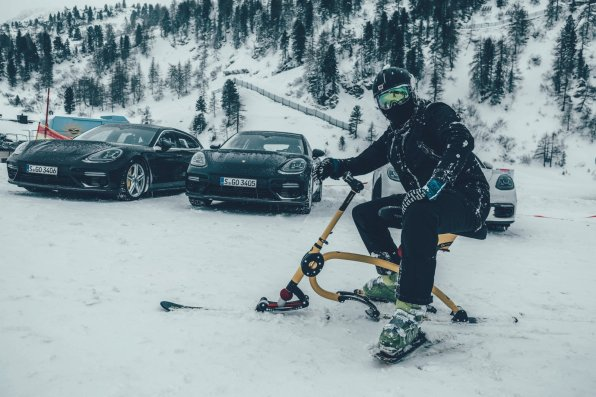 Wintersport Bucketlist Snowbike