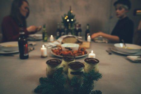 Warsteiner Weihnachtsdinner