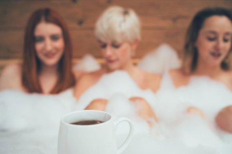 Gemeinsame Teezeit - uberding