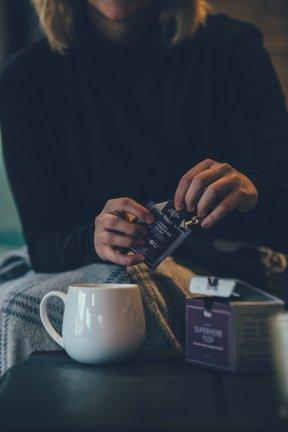 Super Herb Tee-Serie von Sidroga