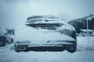 Der Porsche Panamera 4 Hybird Sport Turismo