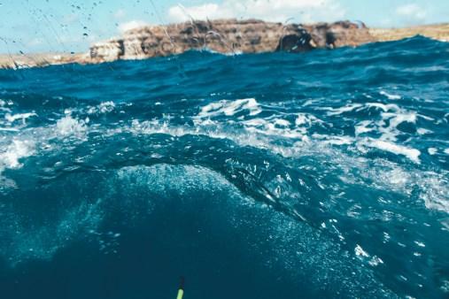 Das U-Boot sinkt