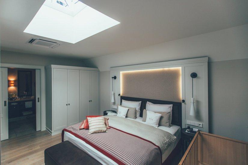 Zimmer in Severin*s Resort & SPA auf Sylt