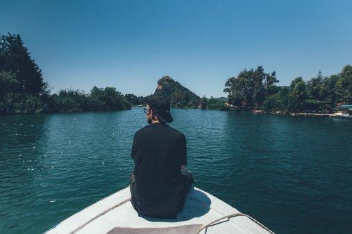 Bootsfahrt zum Iztuzu Beach