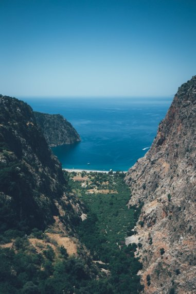 Butterfly Valley / Farlaya